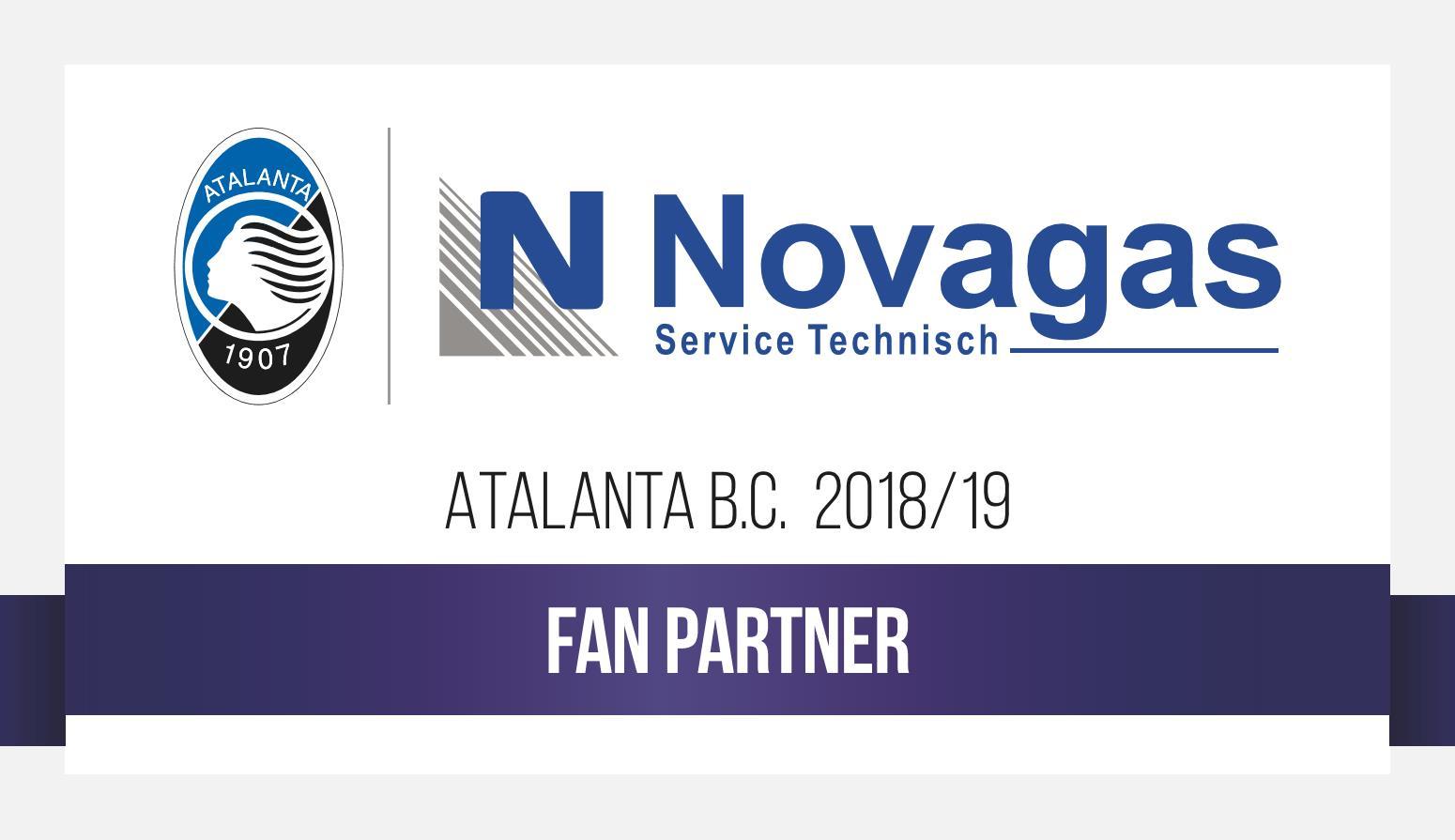 Gruppo Novagas E Atalanta: Un Connubio Vincente